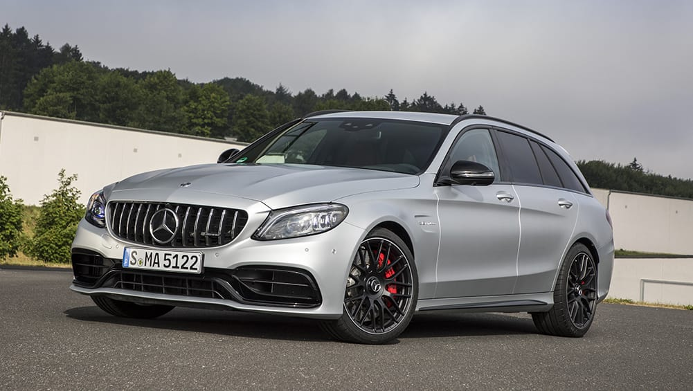 You might be able to afford the new Mercedes-AMG C63 | Top ...