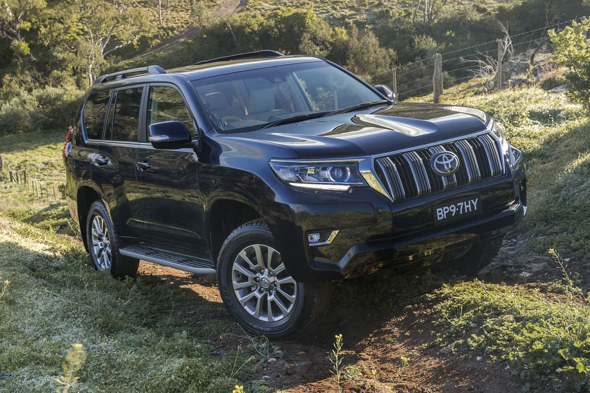 Toyota Land Cruiser Prado 2017 Revealed In Frankfurt Car