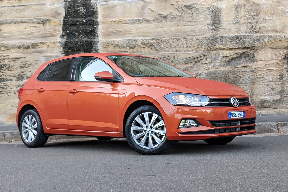 volkswagen polo 2018 review launch edition carsguide. Black Bedroom Furniture Sets. Home Design Ideas