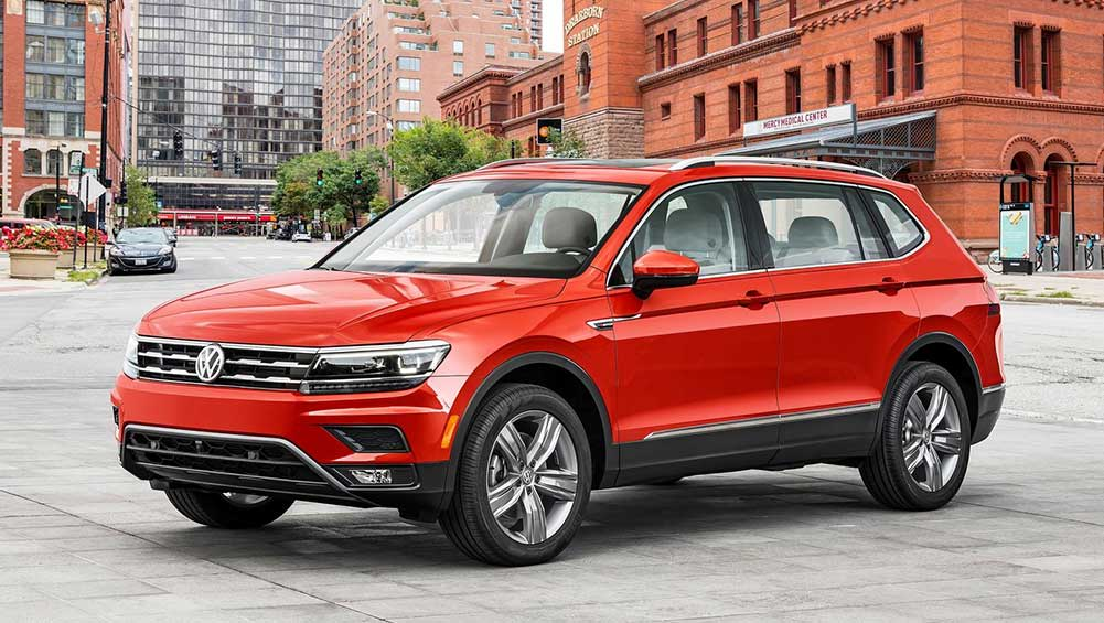 2018 VW Tiguan Allspace: Redesign, Trims, Price >> 2018 Vw Tiguan Allspace Redesign Trims Price Upcoming New Car