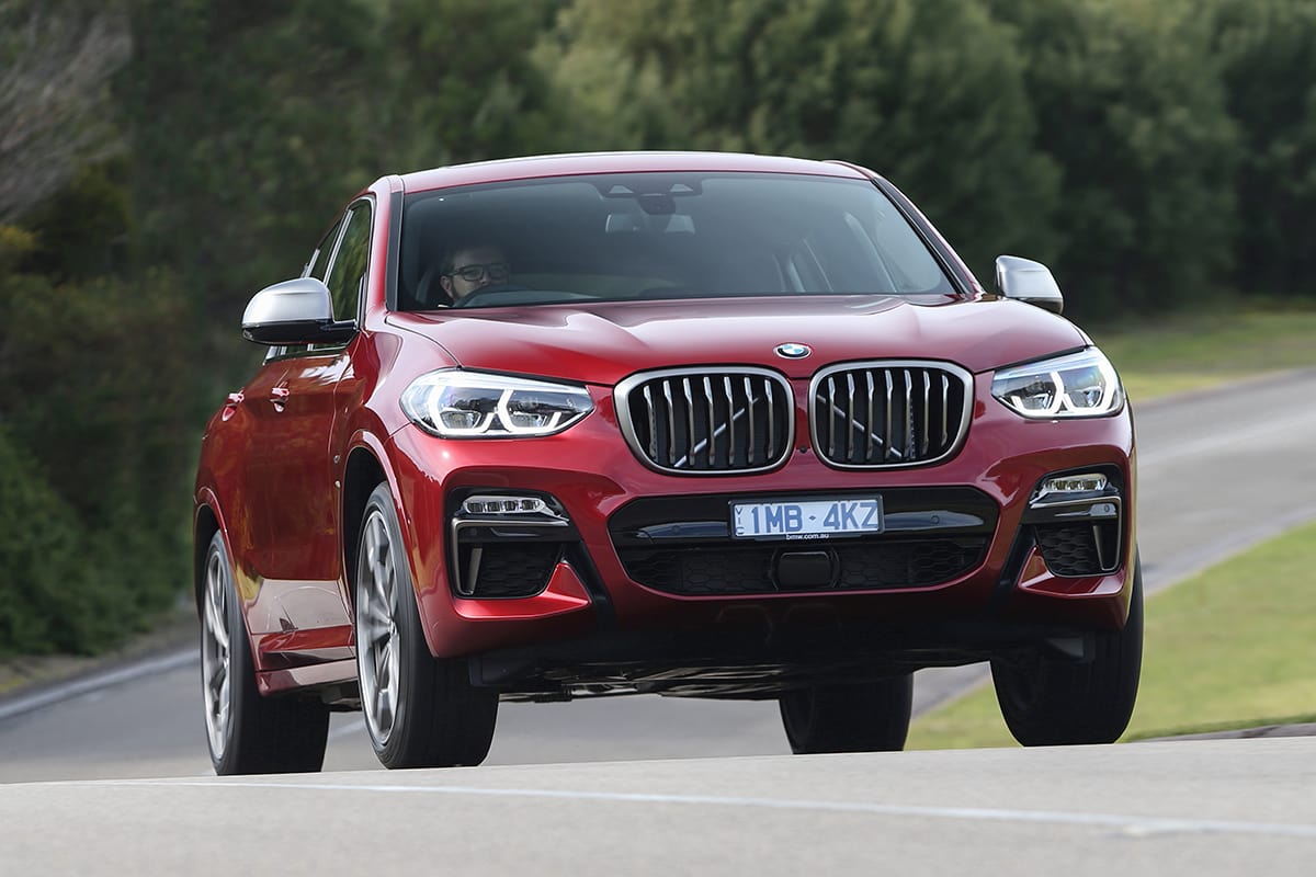 Bmw X4 Xdrive M40i M Performance 2019 Review Snapshot Carsguide
