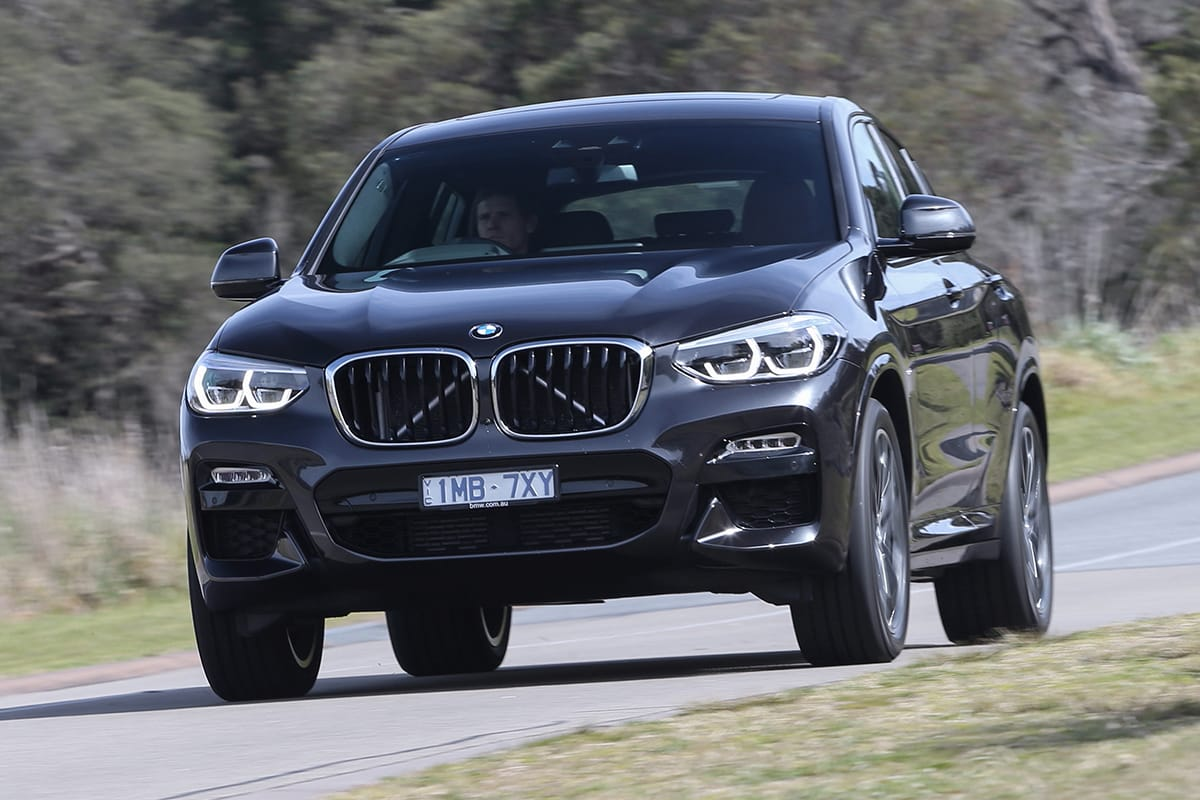 bmw x4 xdrive20i m sport 2019 review snapshot carsguide. Black Bedroom Furniture Sets. Home Design Ideas