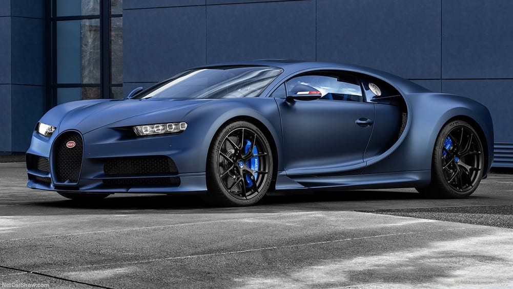 Bugatti to reveal $25m one-off built for former boss