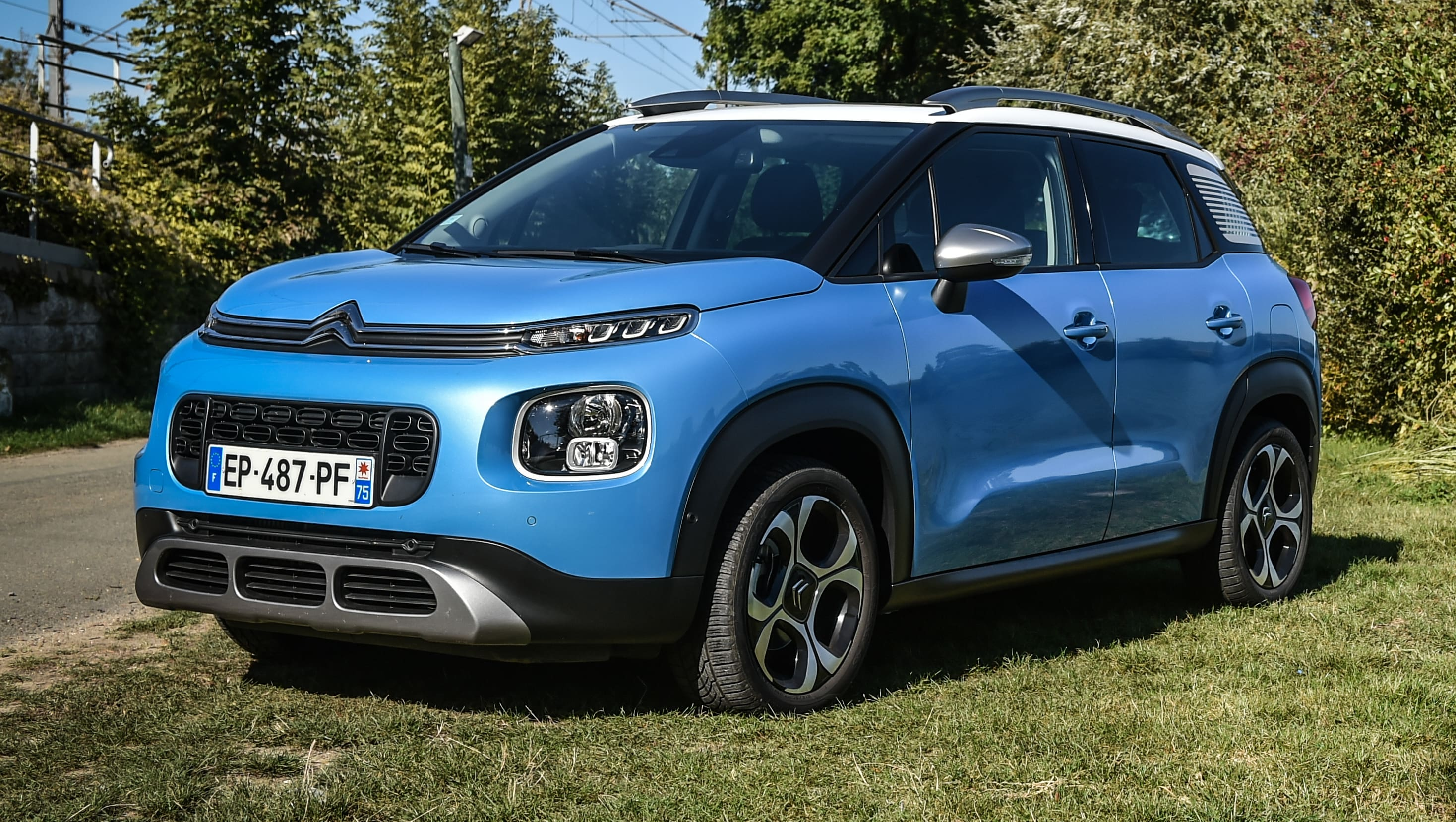 citroen c3 aircross 2019 review carsguide. Black Bedroom Furniture Sets. Home Design Ideas