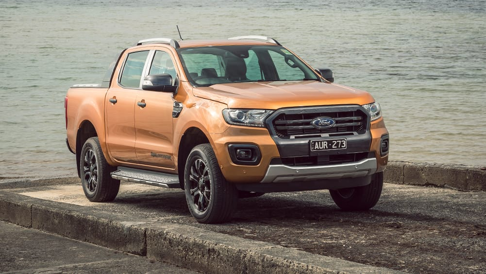587c246425 Ford Ranger Wildtrak 2019 review  snapshot