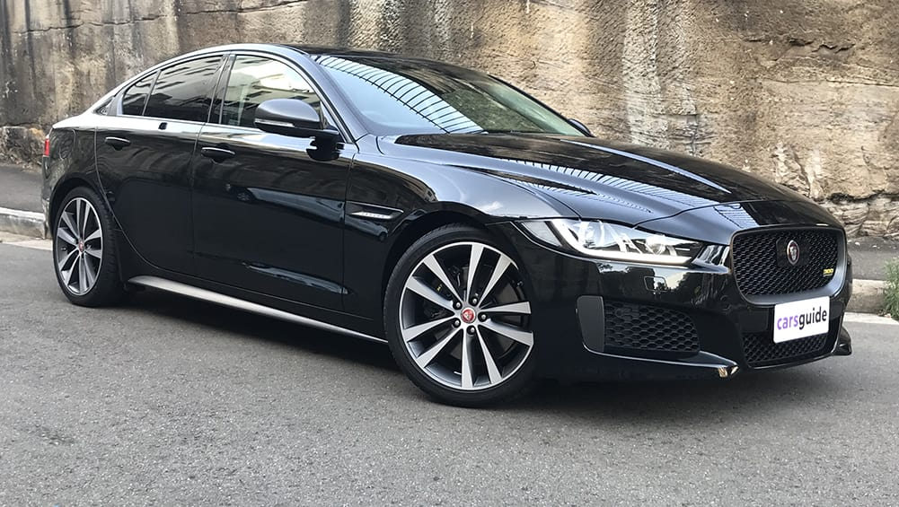 Jaguar XE 2019 review: 30t 300 Sport | CarsGuide