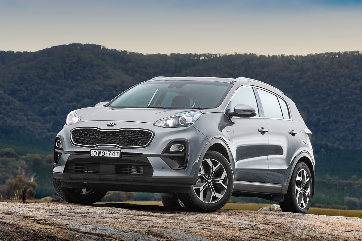 42394664dbb Kia Sportage Si Premium 2018 review  snapshot