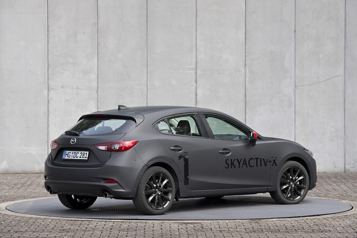 2019 Mazda 3 To Adopt Torsion Beam Rear Suspension For Refinement Remote Starter Wiring Diagram 2015 Free Download Car News Carsguide