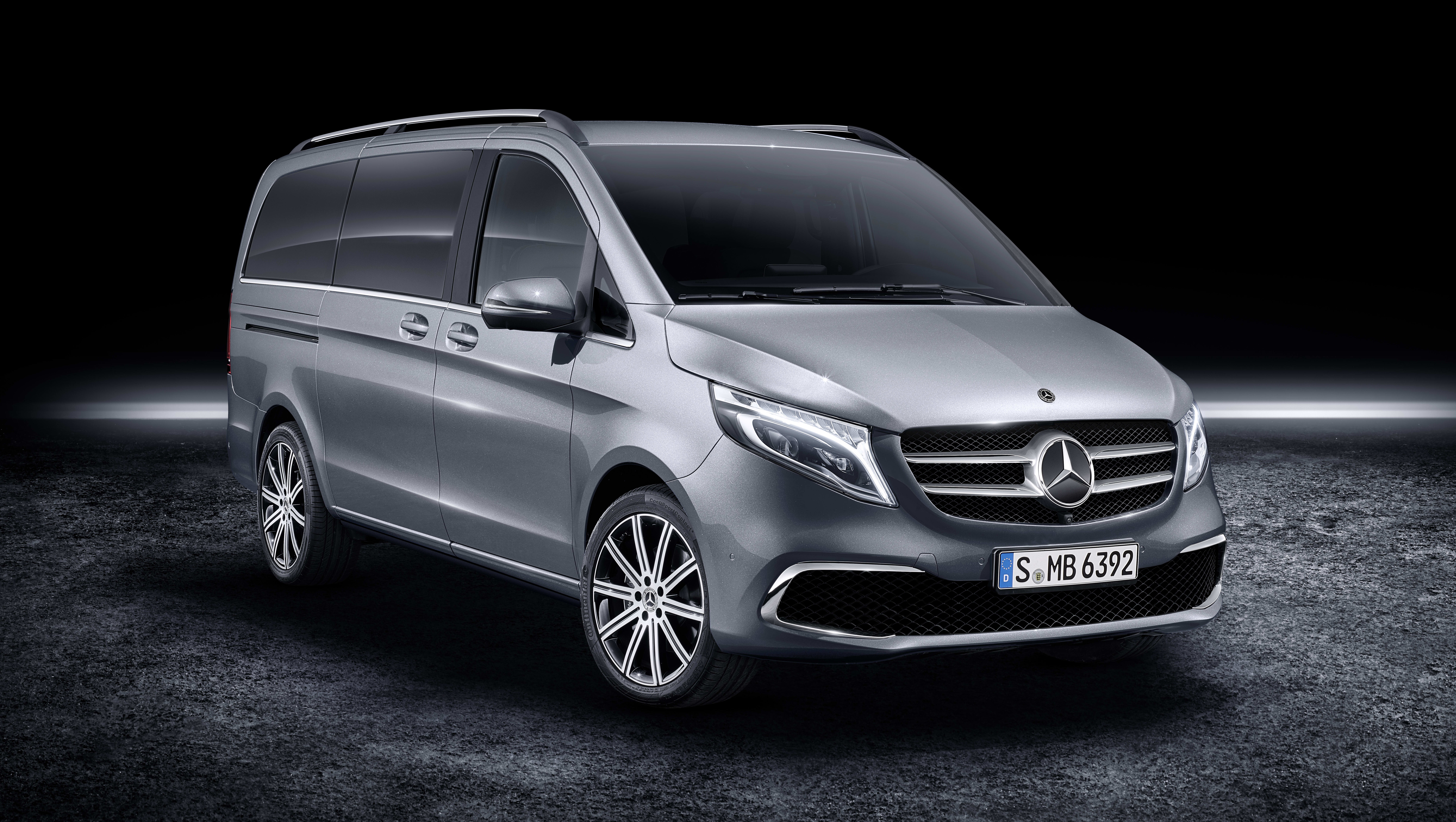 mercedes benz v class 2020 update revealed car news. Black Bedroom Furniture Sets. Home Design Ideas