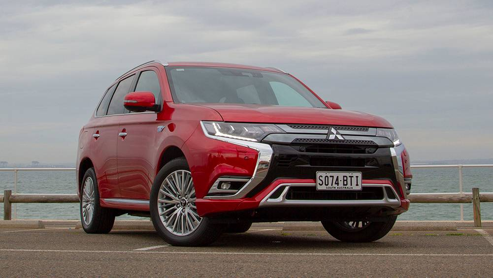 Mitsubishi Outlander Phev Exceed 2019 Review Carsguide