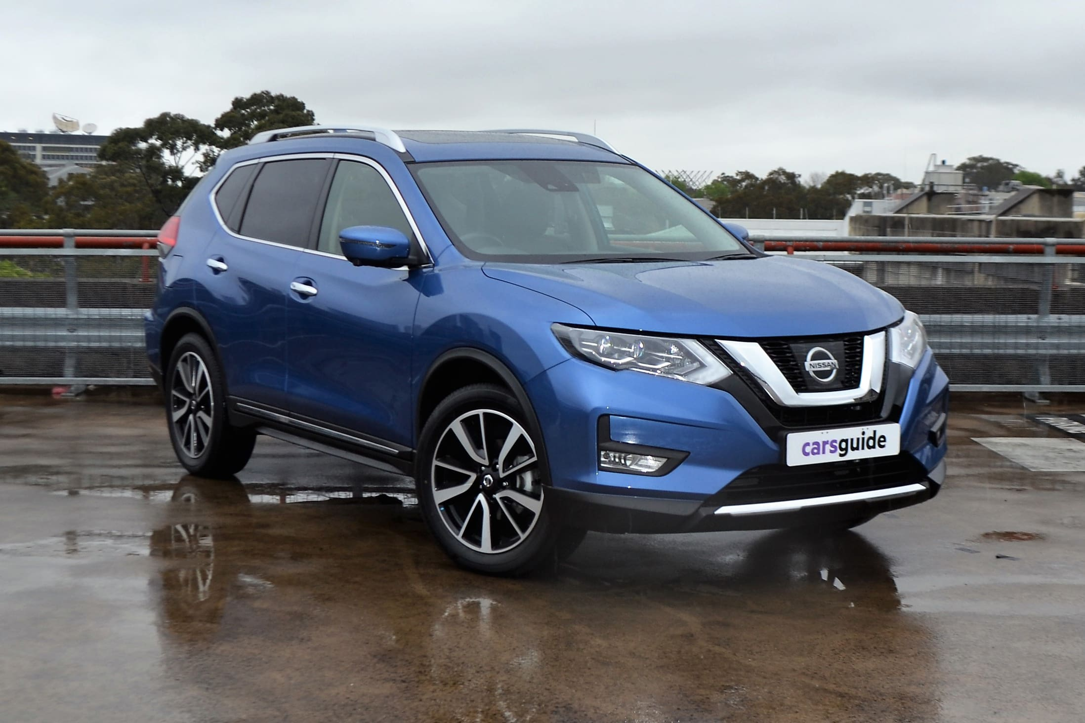 nissan x trail 2019 review ti carsguide. Black Bedroom Furniture Sets. Home Design Ideas