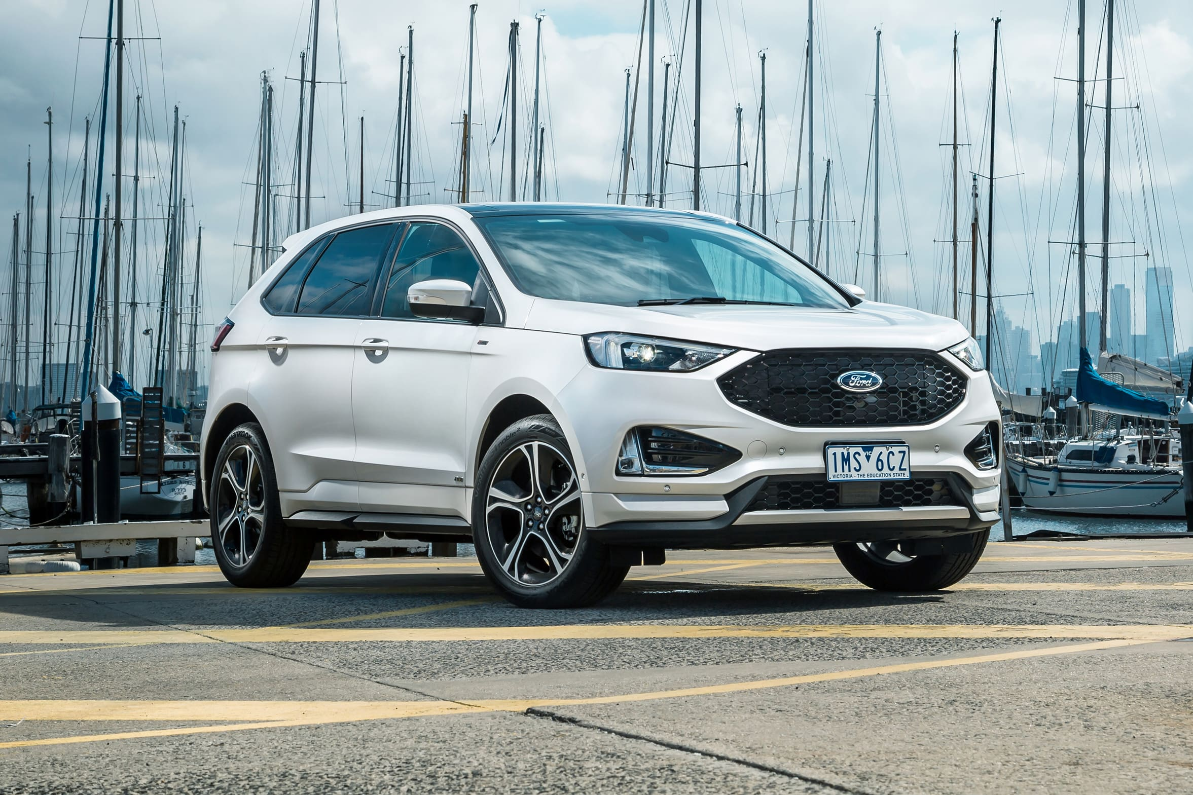 Ford Endura St Line 2019 Review Snapshot Carsguide