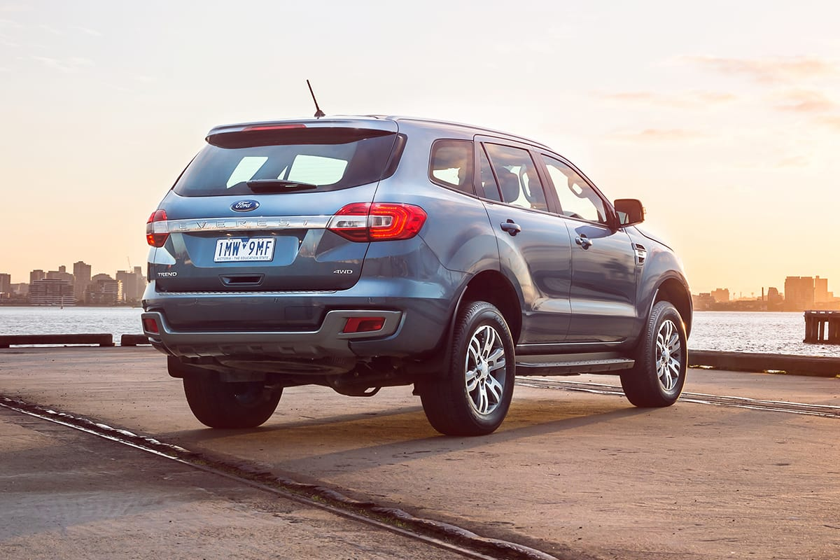 Ford everest titanium 2019 review snapshot carsguide