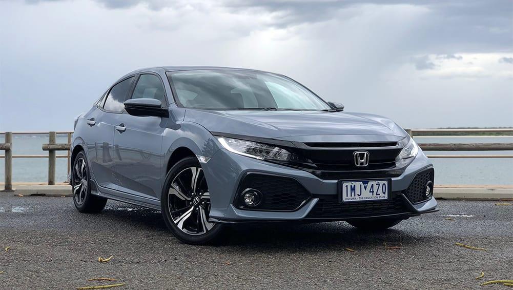 Honda Civic 2019 review: RS hatch