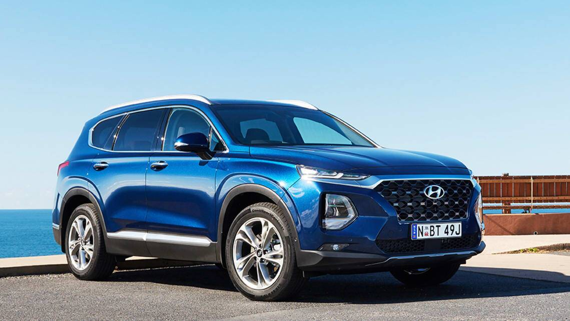 Santa Fe Tow >> Hyundai to change the game in Australia: Brand studying eight-year warranty to reclaim ownership ...