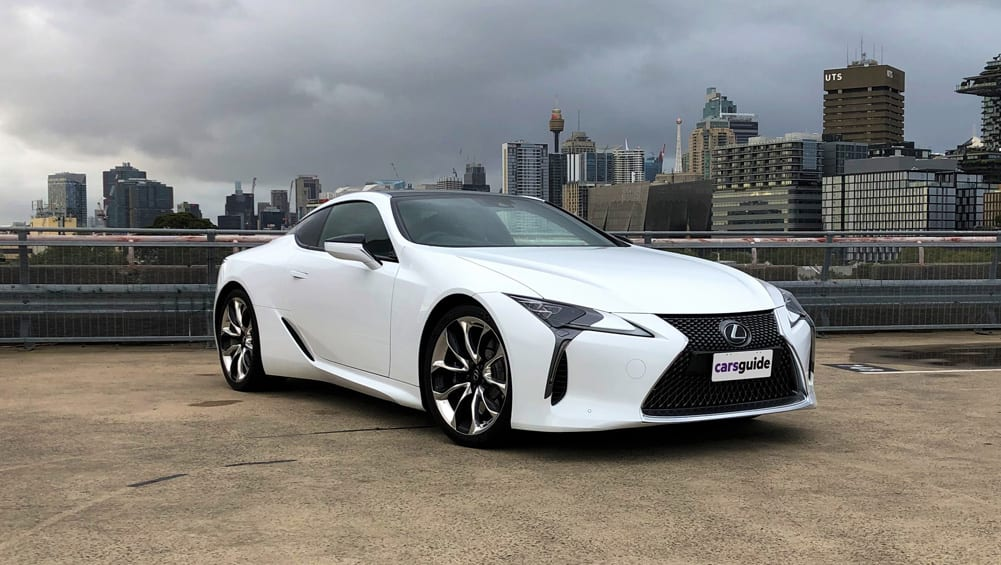Lexus Lc500 2019 Review Carsguide