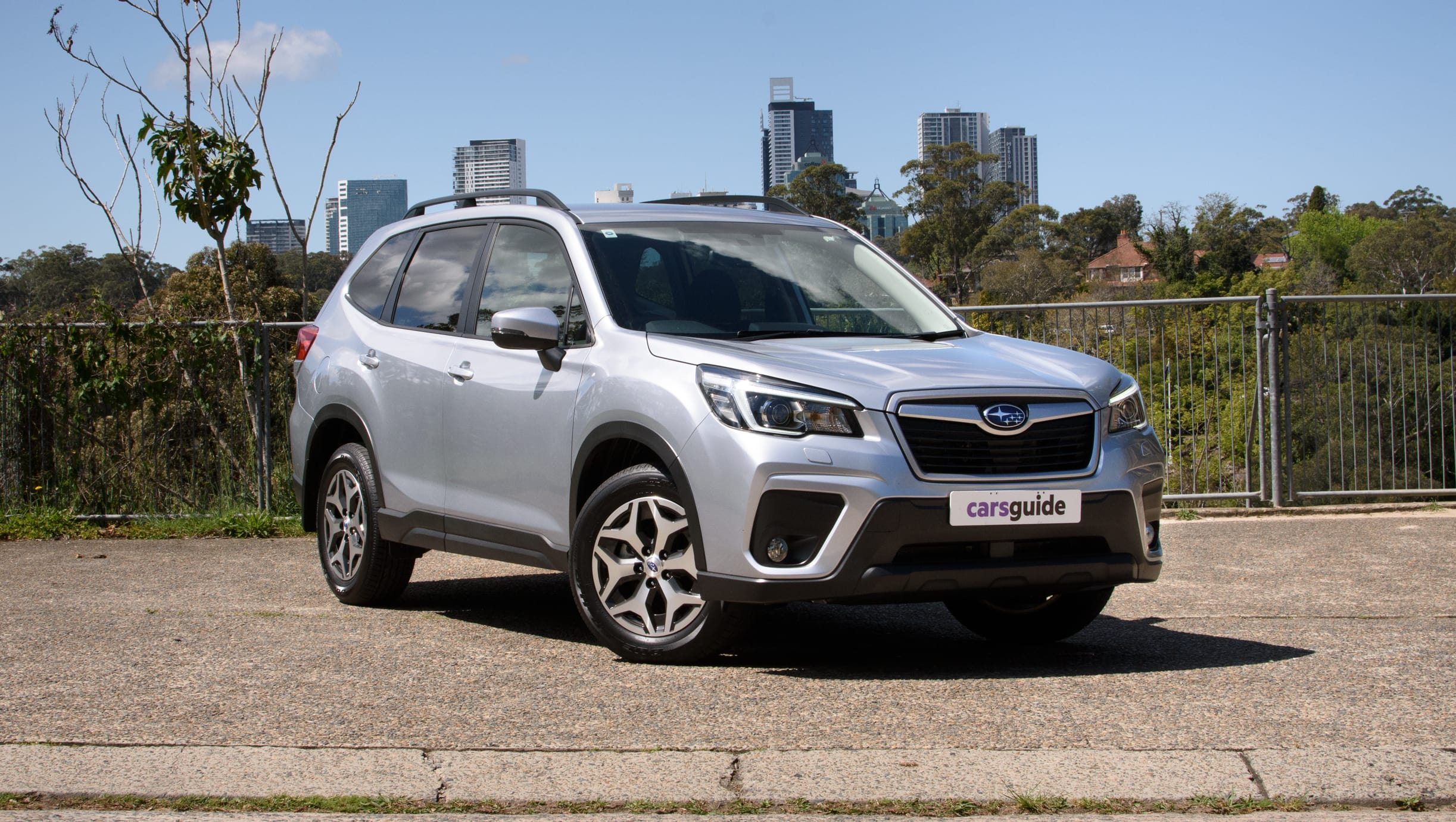 Subaru Forester 2 5i 2019 Review Carsguide