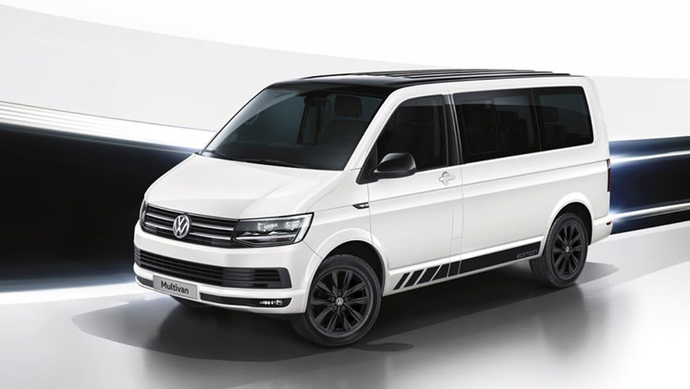 Volkswagen Multivan Black Edition 2019 pricing confirmed