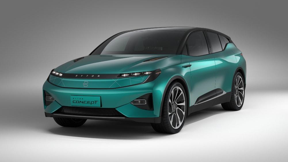 Byton M-byte 2019: Chinese EV maker unveils insane ...