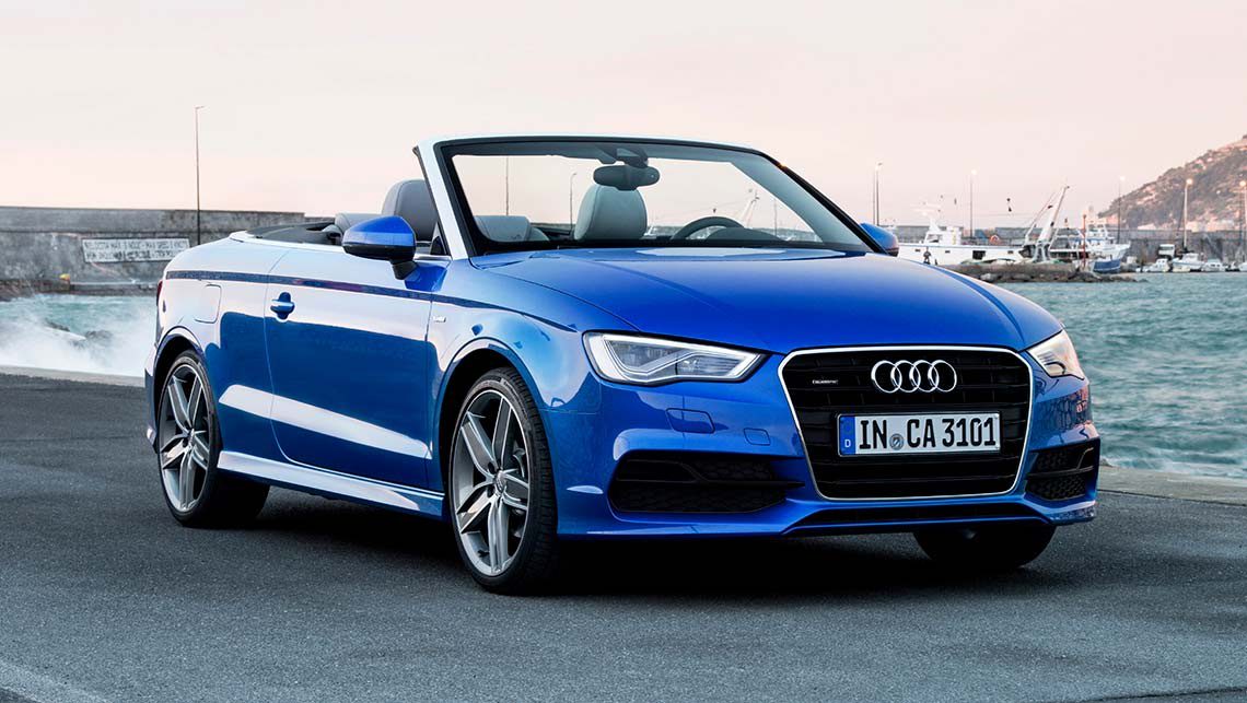 audi a3 cabriolet 2014 review carsguide. Black Bedroom Furniture Sets. Home Design Ideas