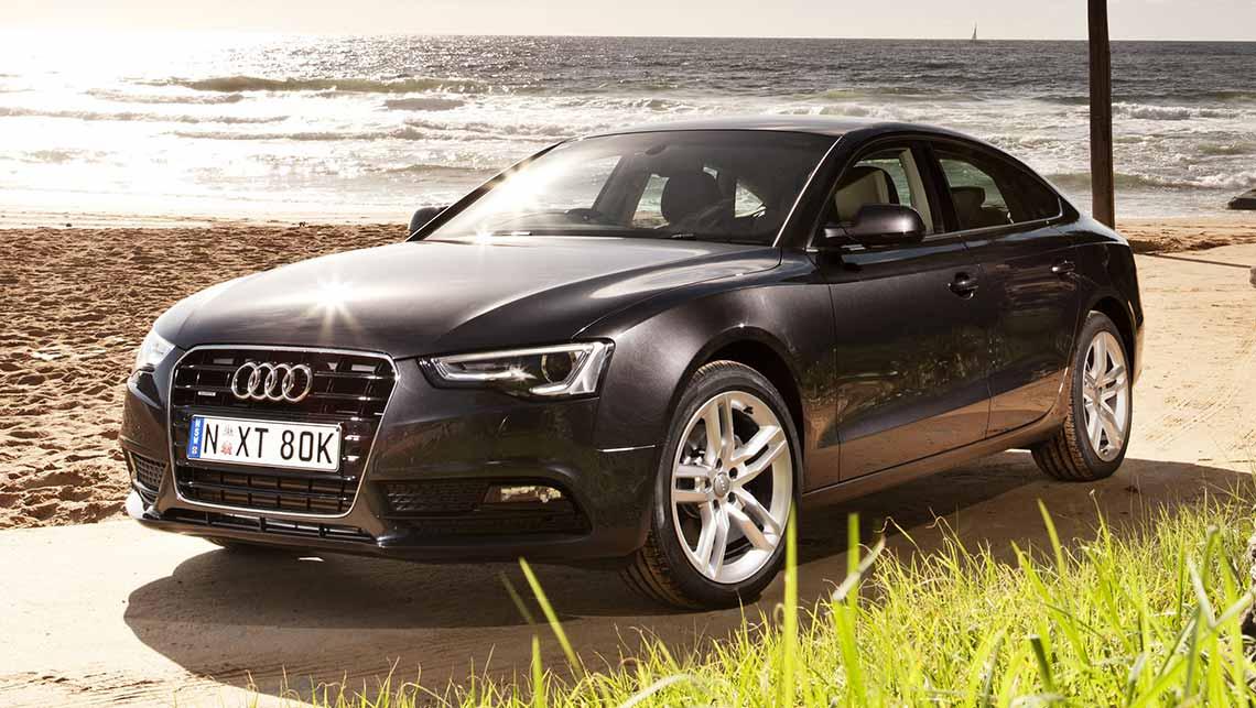 Audi A5 2.0 TFSI 2012 Review
