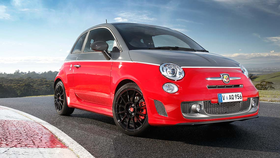 Fiat Abarth 595 2014 Review | CarsGuide