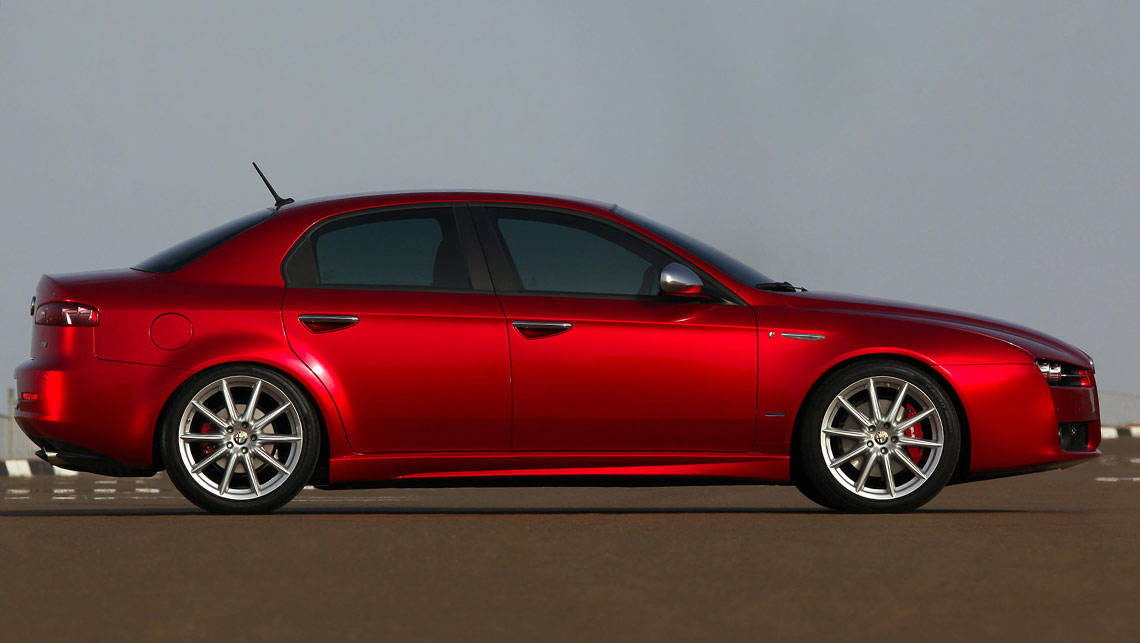 Alfa romeo 159 32 v6 ti review