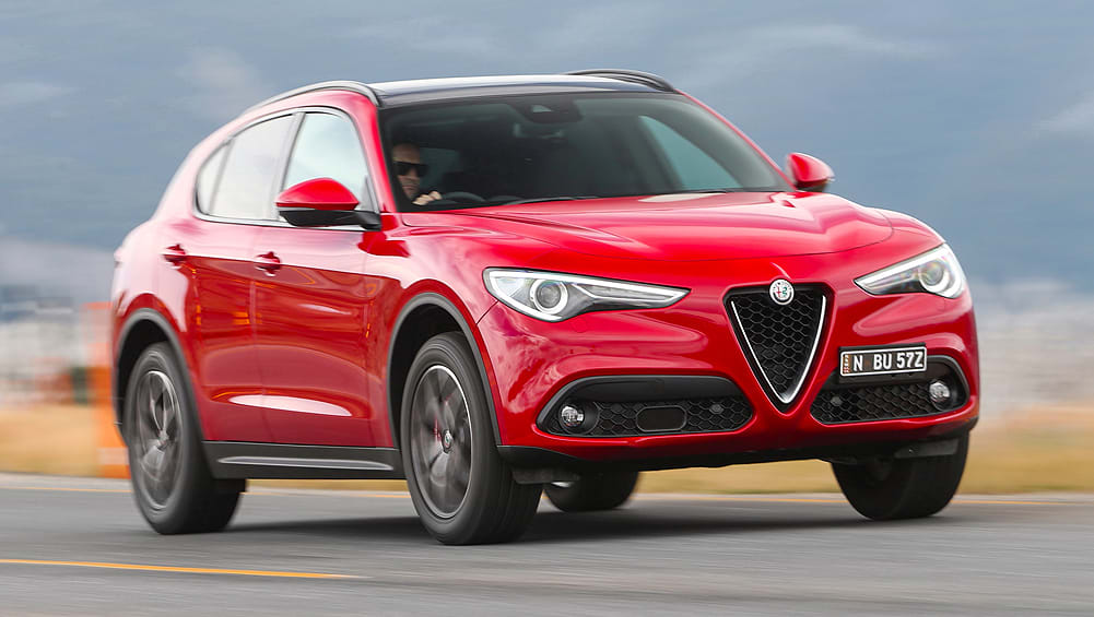 Alfa Romeo Stelvio 2018 Pricing And Specs Confirmed Car News