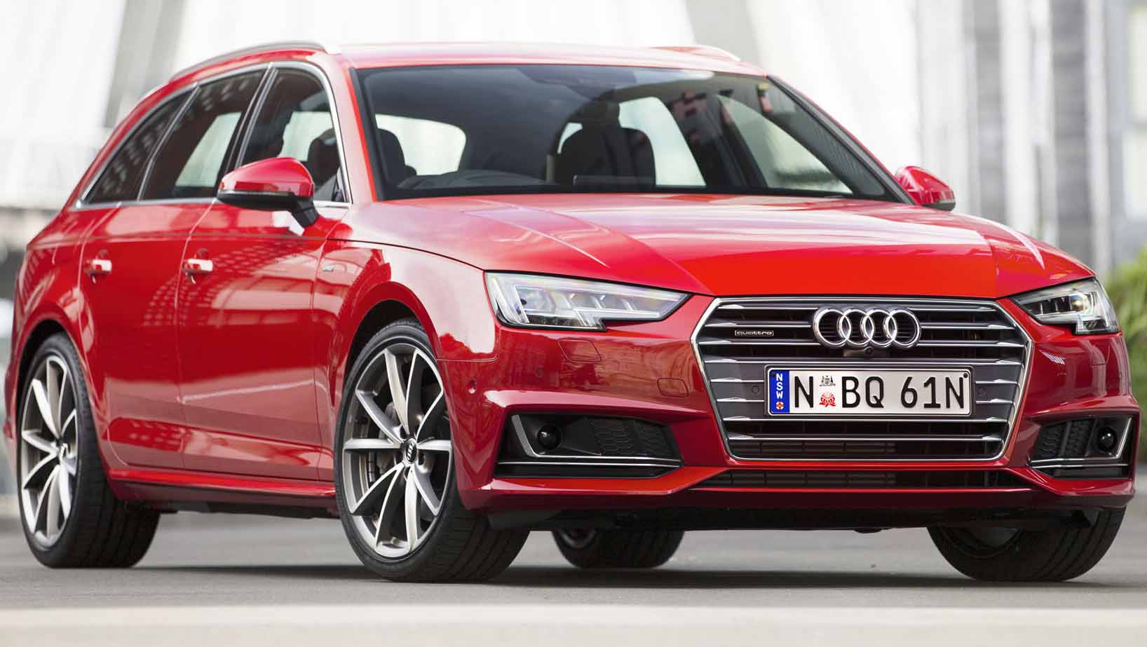 2016 audi a4 avant review carsguide. Black Bedroom Furniture Sets. Home Design Ideas