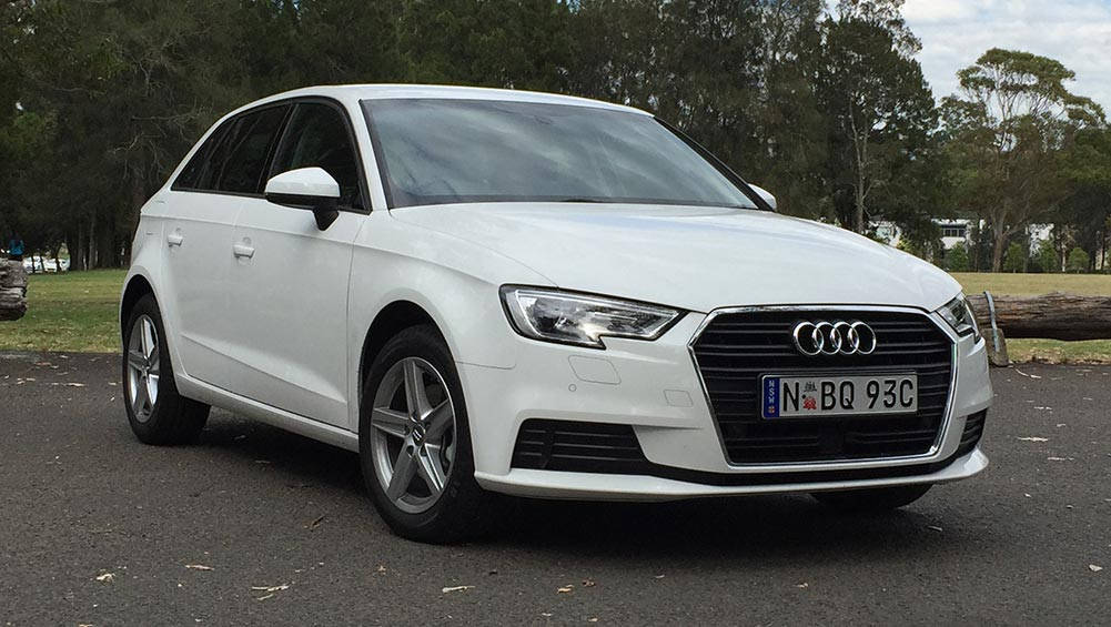 Audi A3 Sportback 1.0 TFSI 2017 Review | Road Test