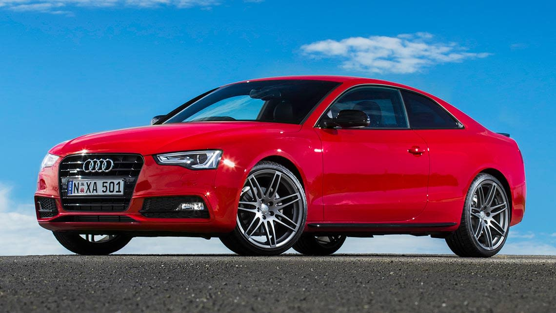 Audi A5 Coupe 2 0 TFSI Quattro 2014 Review