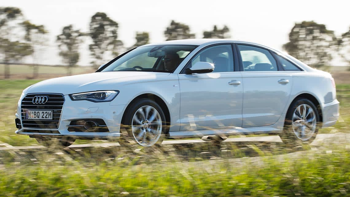 audi a6 1.8 tfsi 2016 review | carsguide