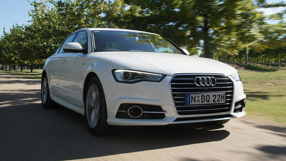 Audi A And A Review CarsGuide - Audi s6 review