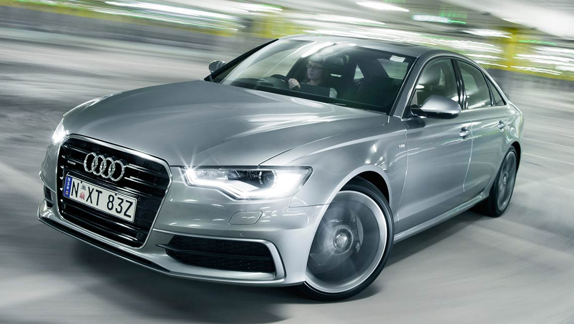 Audi A6 Quattro 2012 Review | CarsGuide Audi A T Quarttro on