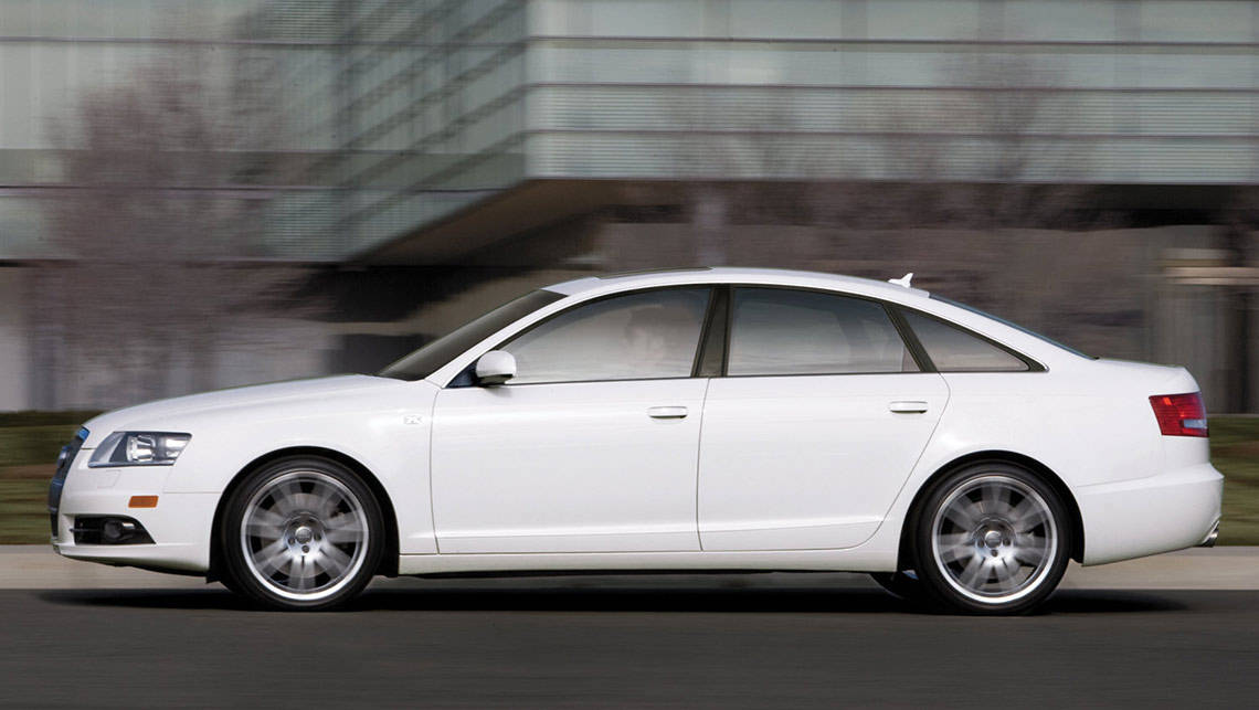 Used Audi A6 review: 2005-2009 | CarsGuide Audi A Anium Gray on