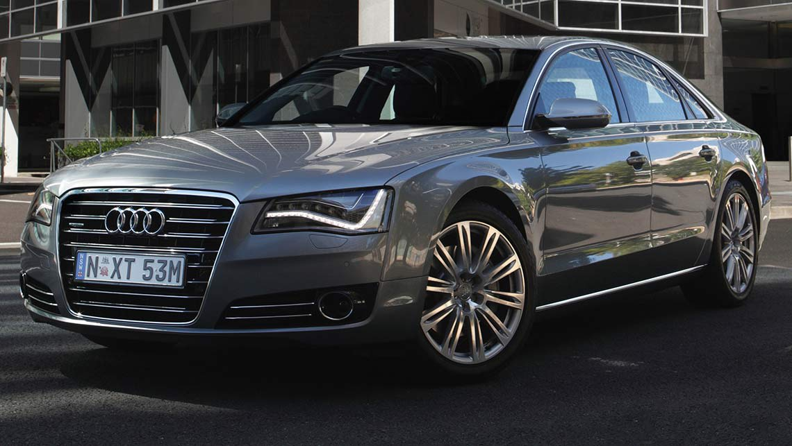 Audi A8 2012 Review Carsguide