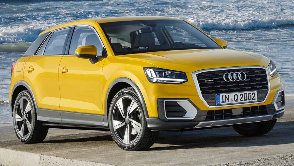 2017 Audi Q2 Previews New Design Language Car News