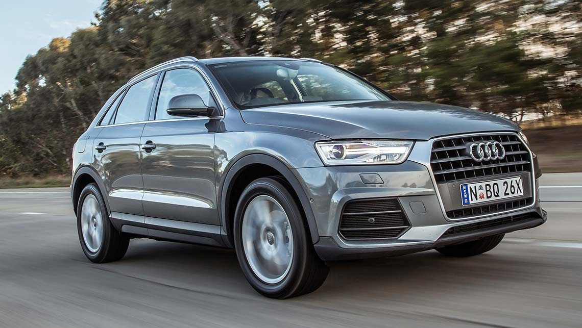 2015 Audi Q3 Review First Drive Carsguide