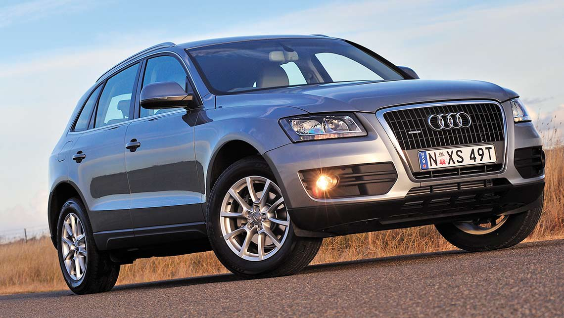 audi q5 2 0 tdi quattro 2009 review carsguide. Black Bedroom Furniture Sets. Home Design Ideas
