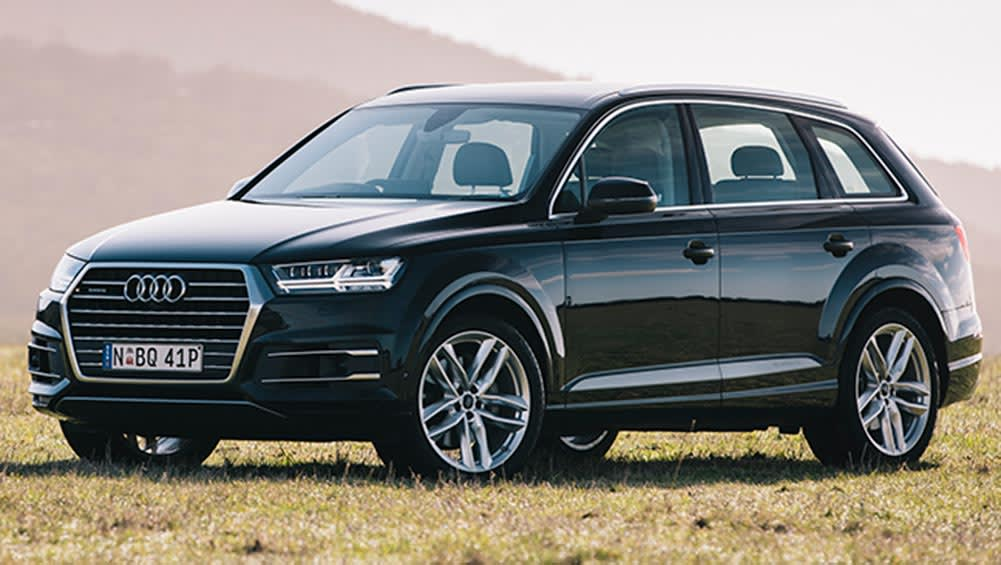 Audi Q7 Tdi 200 2016 Review Carsguide