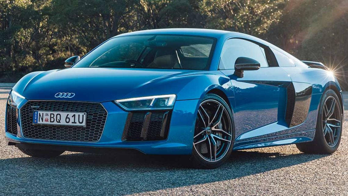 audi r8 v10 plus 2016 review carsguide. Black Bedroom Furniture Sets. Home Design Ideas