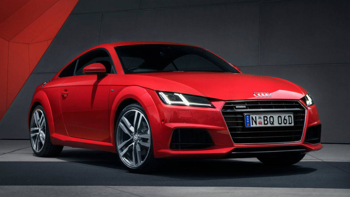 Audi TT Coupe New Car Sales Price Car News CarsGuide - Audi car 2015 price