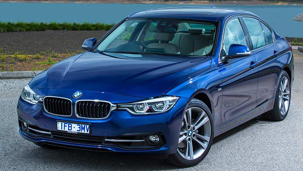 bmw 318i 2016 review carsguide. Black Bedroom Furniture Sets. Home Design Ideas