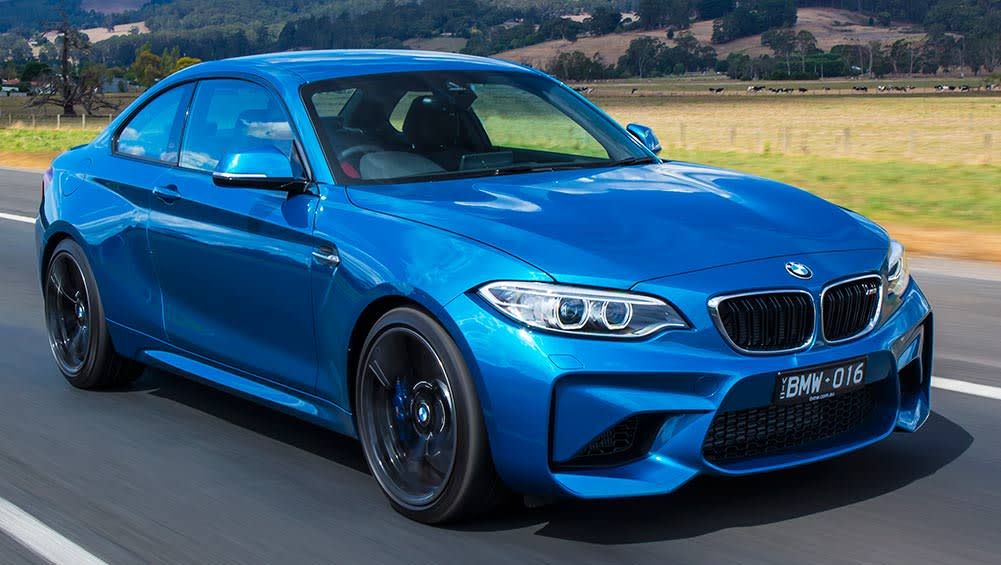 bmw m2 pure 2016 review road test carsguide. Black Bedroom Furniture Sets. Home Design Ideas