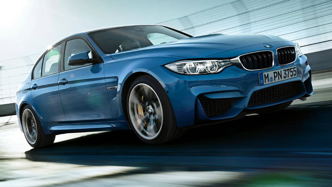 BMW M And M New Car Sales Price Car News CarsGuide - 2015 bmw m3 price
