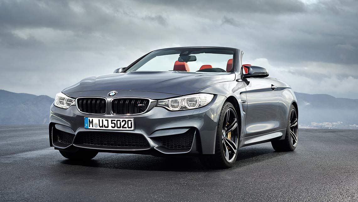 2014 BMW M4 Convertible | new car sales price - Car News | CarsGuide