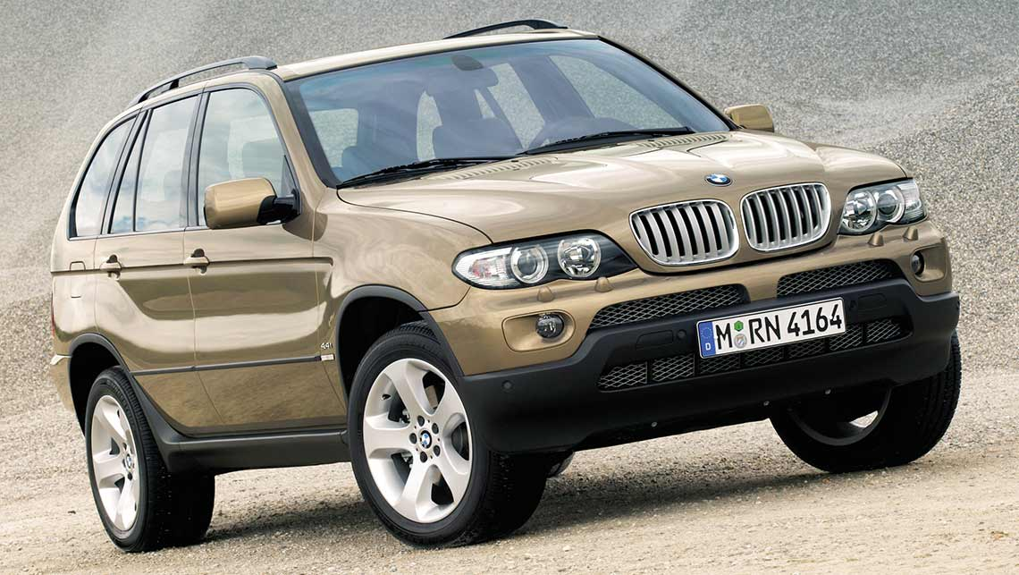 Awesome 2002 Bmw X5 4.4i