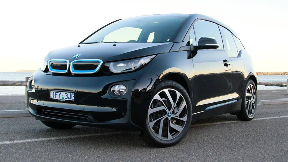 BMW I3 REX 94Ah 2016 Review | Road Test