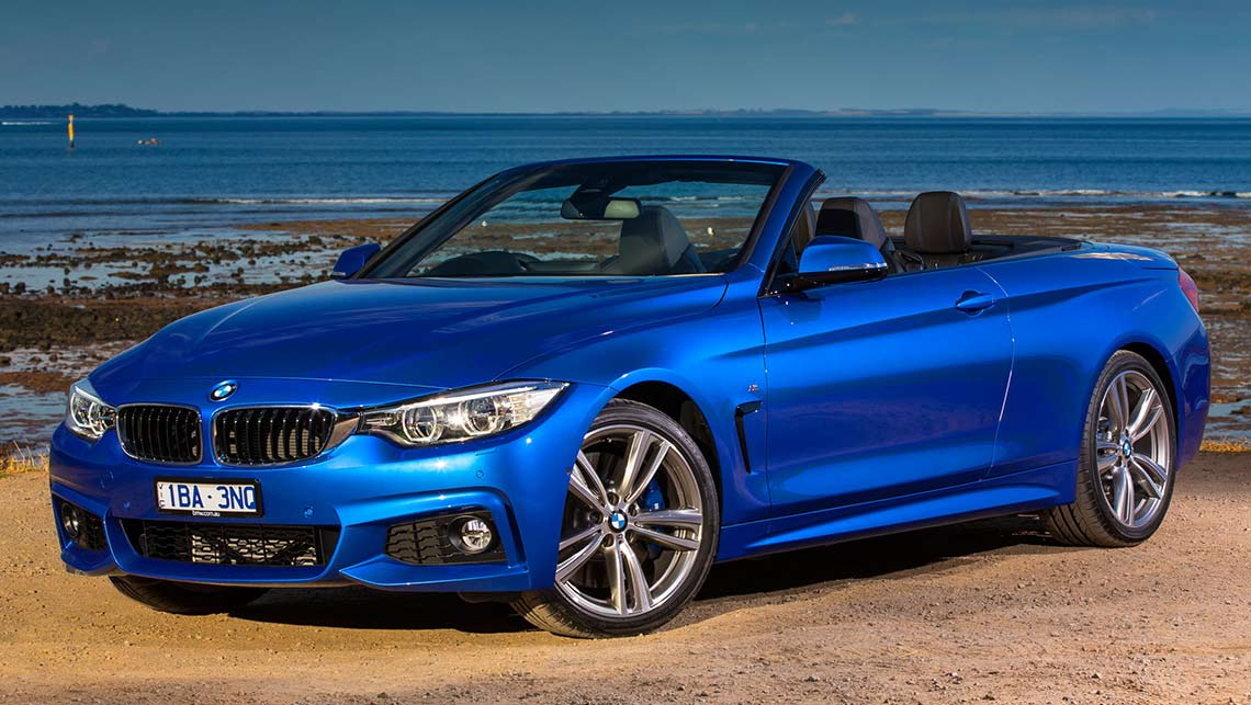 BMW I Convertible Review CarsGuide - 2014 bmw 435i m sport