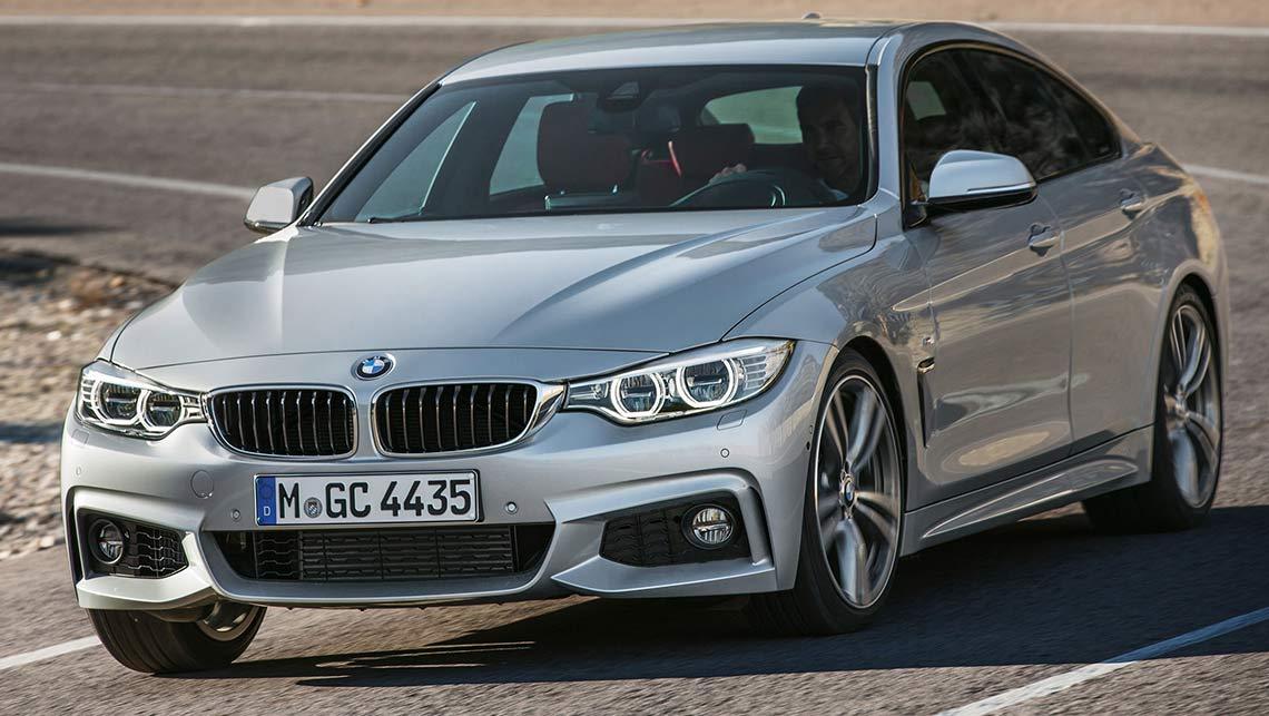 BMW Series Gran Coupe New Car Sales Price Car News - 2014 bmw 4 series gran coupe price